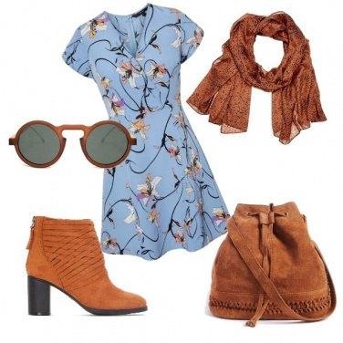 Outfit Passeggiate di primavera