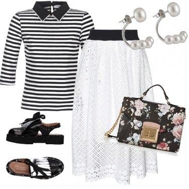 Outfit Romantico attuale