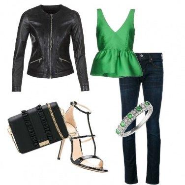 Outfit Verde speranza...