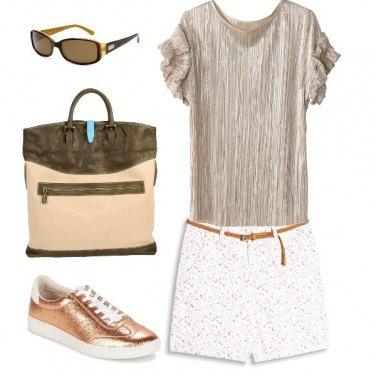 Outfit In città d\'estate