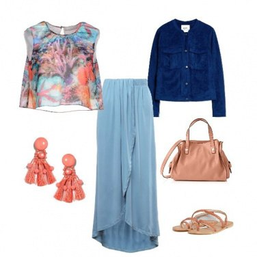 Outfit Informale eleganza