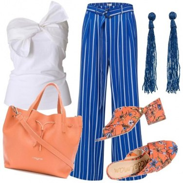 Outfit Pantaloni e top