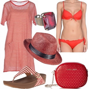 Outfit Chic al mare