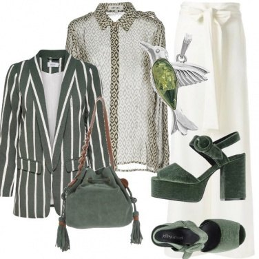 Outfit Green day