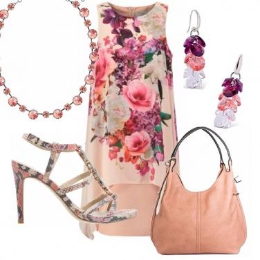 Outfit Deliziosamente romantica!