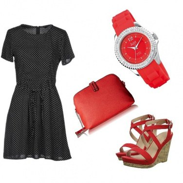 Outfit RedPassion