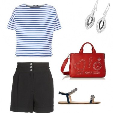 Outfit Sere d\'estate
