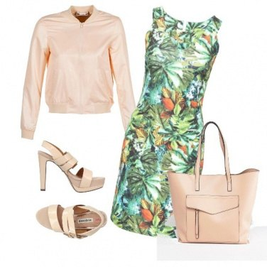 Outfit Basic jungle