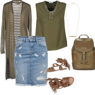 Outfit Basic #7992