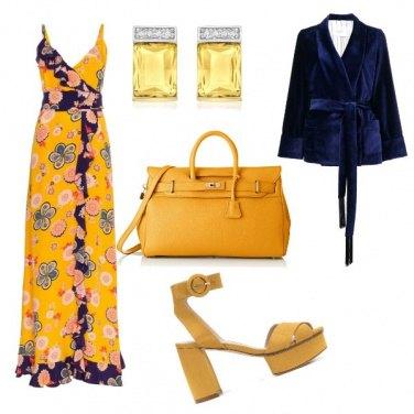 Outfit Stile orientaleggiante