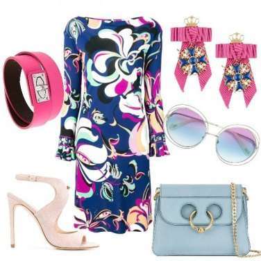 Outfit XXL pink