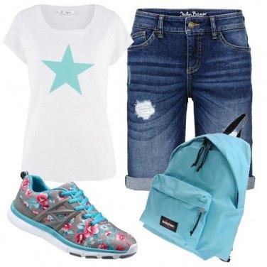 Outfit Ultimo giorno di scuola