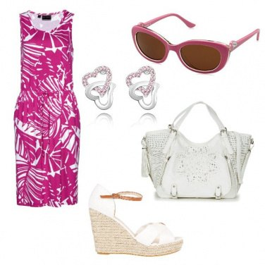 Outfit Limonata al chiosco