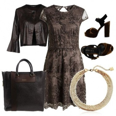 Outfit Brown style