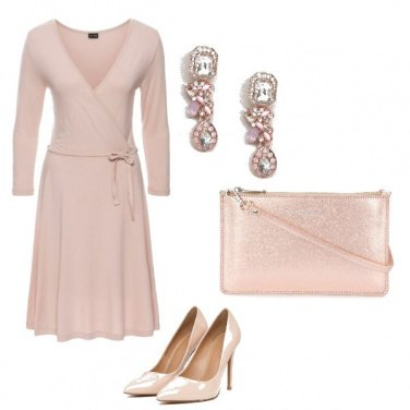 Outfit Total nude