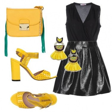 Outfit Rock #1828