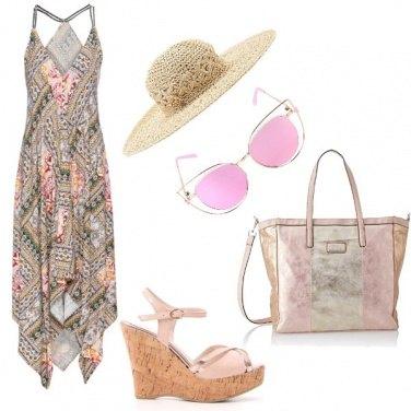 Outfit Lungomare il pomeriggio