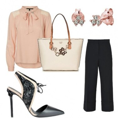 Outfit Chic #8099