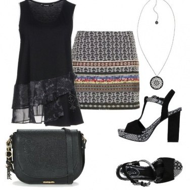 Outfit Urban #3977