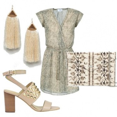 Outfit Etnico #1811