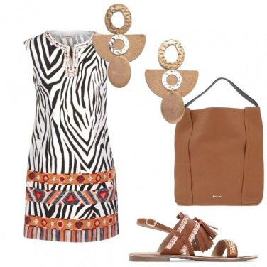 Outfit Etnico #1810
