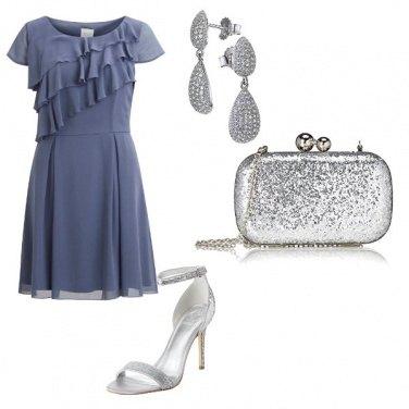 Outfit Avion e silver