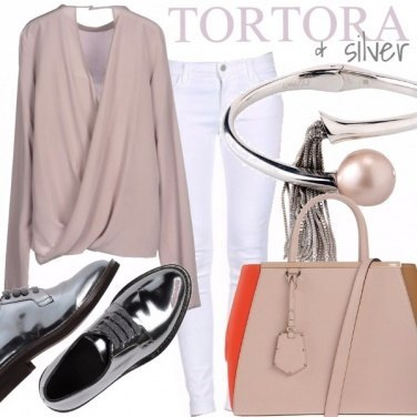 Outfit TORTORA & SILVER