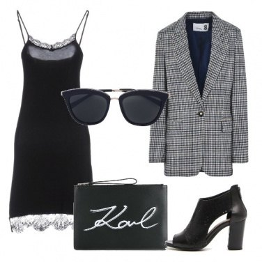 Outfit L\'abito sottoveste