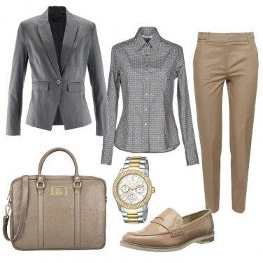 Outfit CMPS Il boss è lei