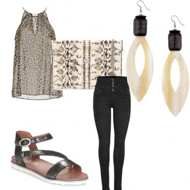 Outfit Etnico #1815
