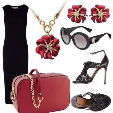 Outfit Romantic rose