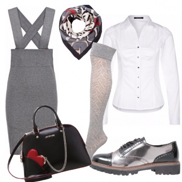 Outfit Casual chic style