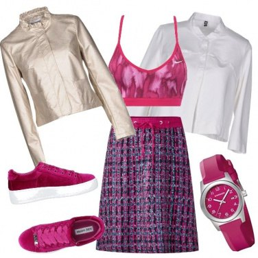 Outfit Sporty night