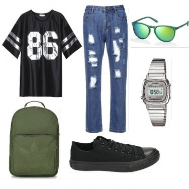 Outfit Urban #3994