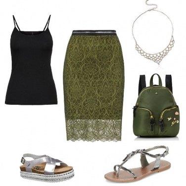 Outfit Passeggiata con stile in città