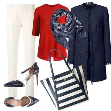 Outfit La marsigliese