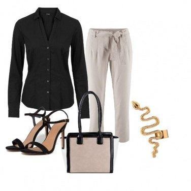 Outfit Ispirazione a Sarah Jessica Parker