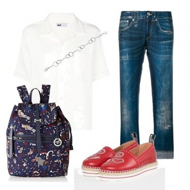 Outfit Basic #8052