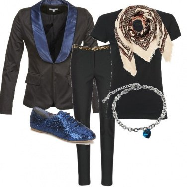 Outfit look maschile