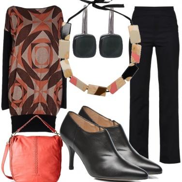 Outfit Maxi maglia o mini abito
