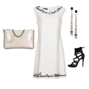 Outfit Veramente top