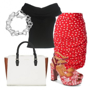 Outfit Sexy #1707