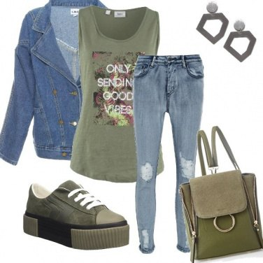 Outfit Urban #4000