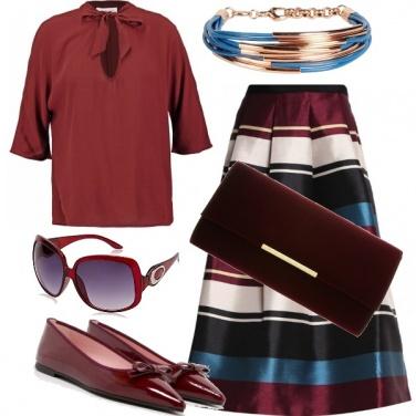Outfit Un po\' chic