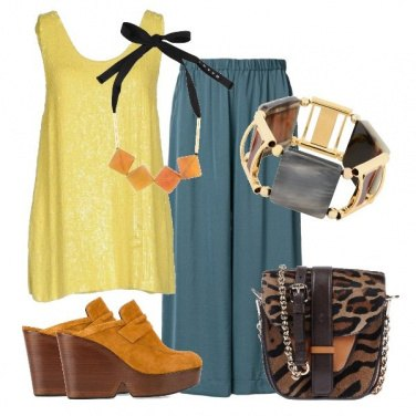 Outfit Etnico #1821