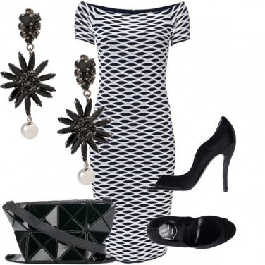 Outfit Chic #8172