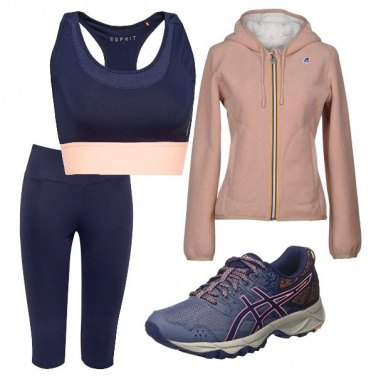Outfit Sport ad ogni costo