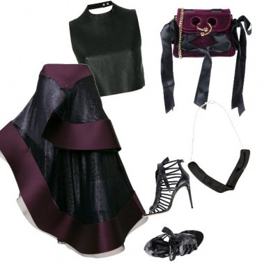 Outfit Rock #1836