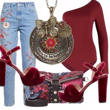 Outfit Velvet summer