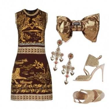 Outfit Etnico #1822